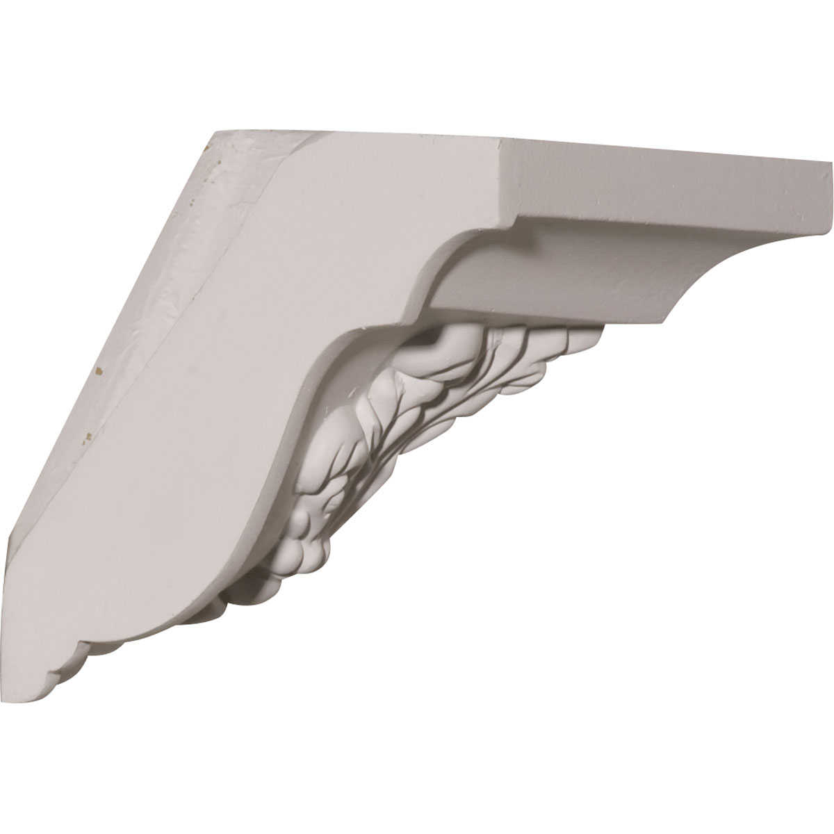 Ekena Millwork 4 3/4''H x 4 5/8''D Outside Corner for Moulding Profiles