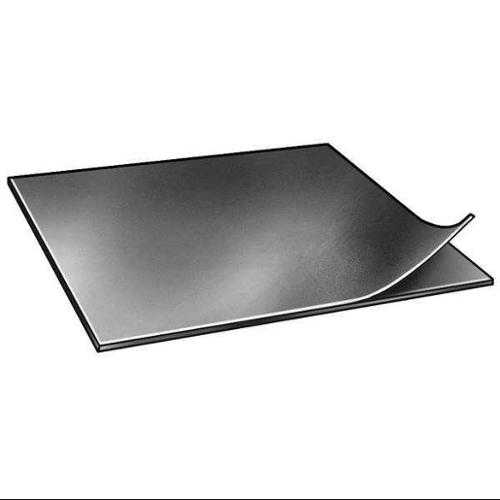 1040-1/8HGATAPE Rubber, Neoprene, 1/8 In Thick, 12 x 12 In