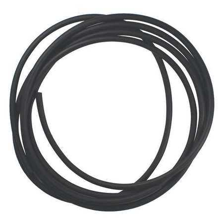 CSEPDM-1/4-25 Rubber Cord, EPDM, 1/4 In Dia, 25 Ft