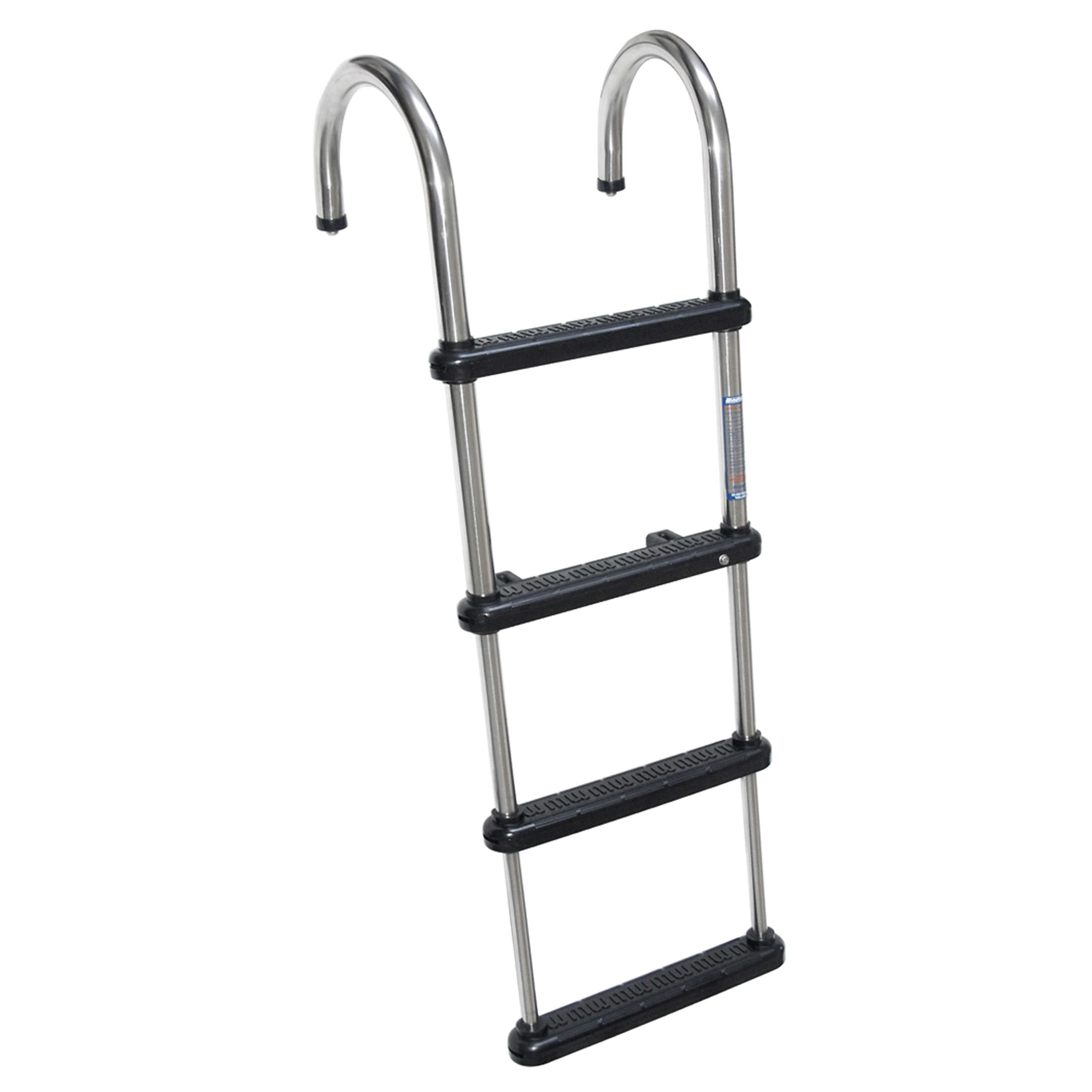 Windline TDL-4E Telescoping Removable Stainless Steel Pontoon Ladder