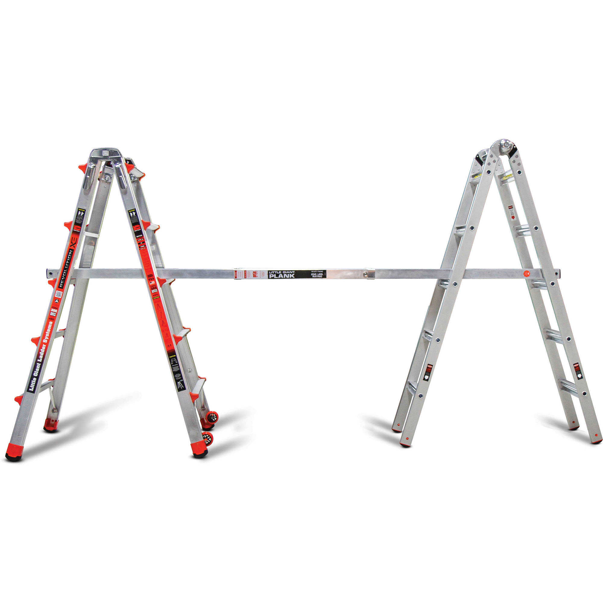 Little Giant Ladder Systems Revolution Type 1A Model 22 Ladder
