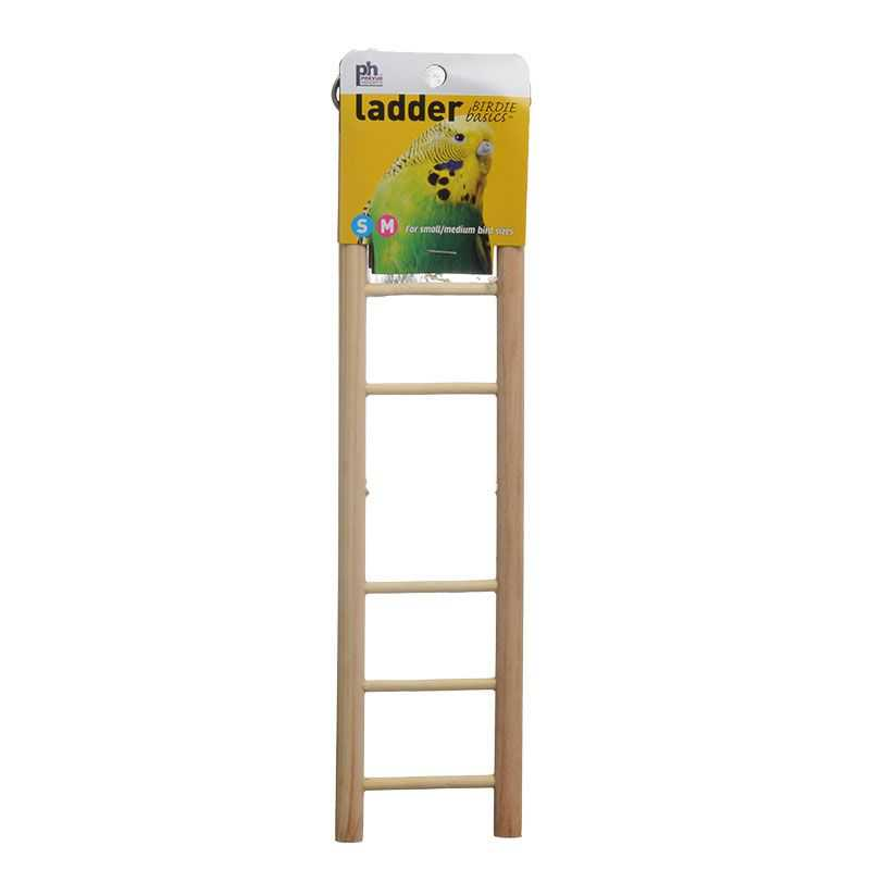 Prevue Birdie Basics Ladder 7 Rung Ladder - Pack of 6
