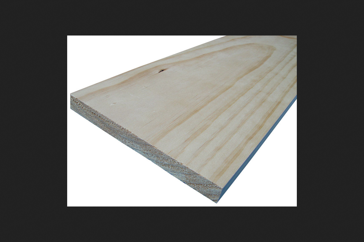 Alexandria Moulding Pine Board 1 in. x 6 in. W x 6 ft. L