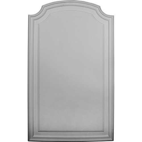 21 5/8'W x 35 5/8'H x 5/8'P Legacy Arch Top Wall/Door Panel