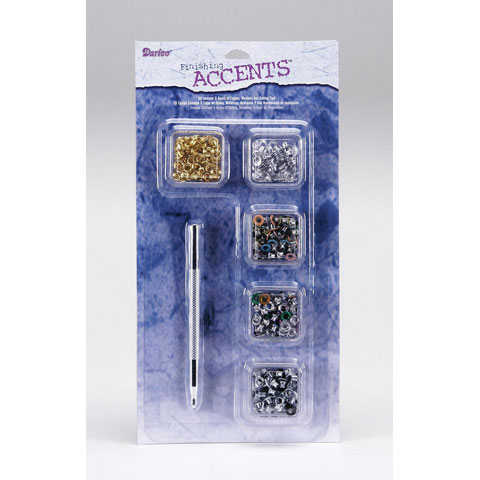 Eyelet Starter Kit .125In Eyelets 240Pc Set With Tool