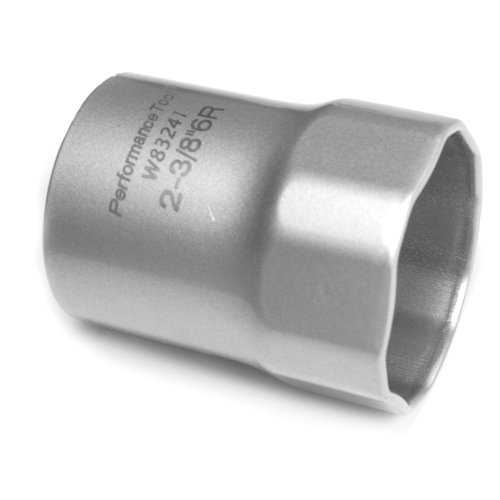 Wilmar Performance Tool W83241 1/2 DR Lock Nut Socket, 2-3/8-Inch