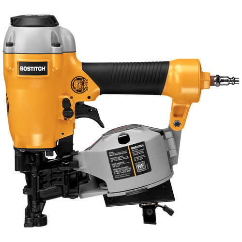 Factory-Reconditioned Bostitch BRN175-R Bulldog 15 Degree 1-3/4 in. Coil Roofing Air Nailer (Refurbished)