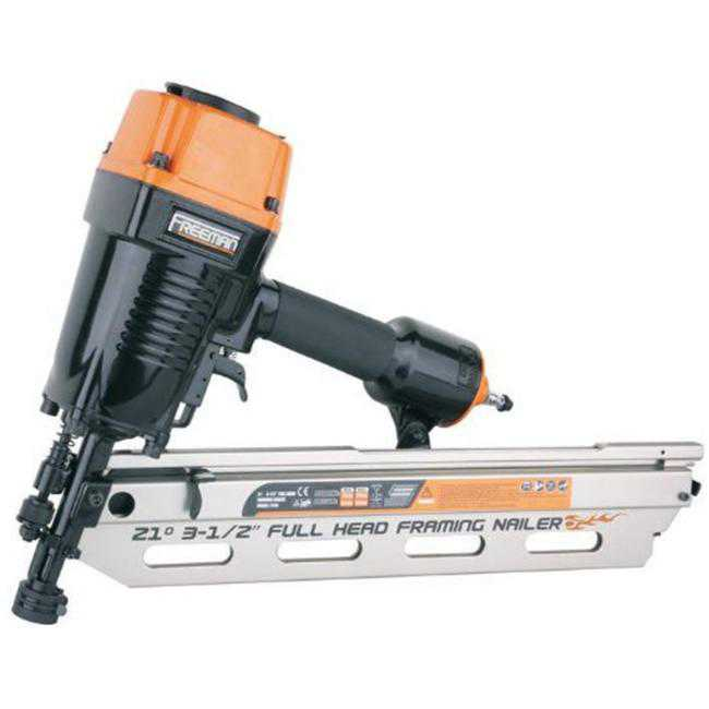 21 Degrees Full Head Framing Nailer
