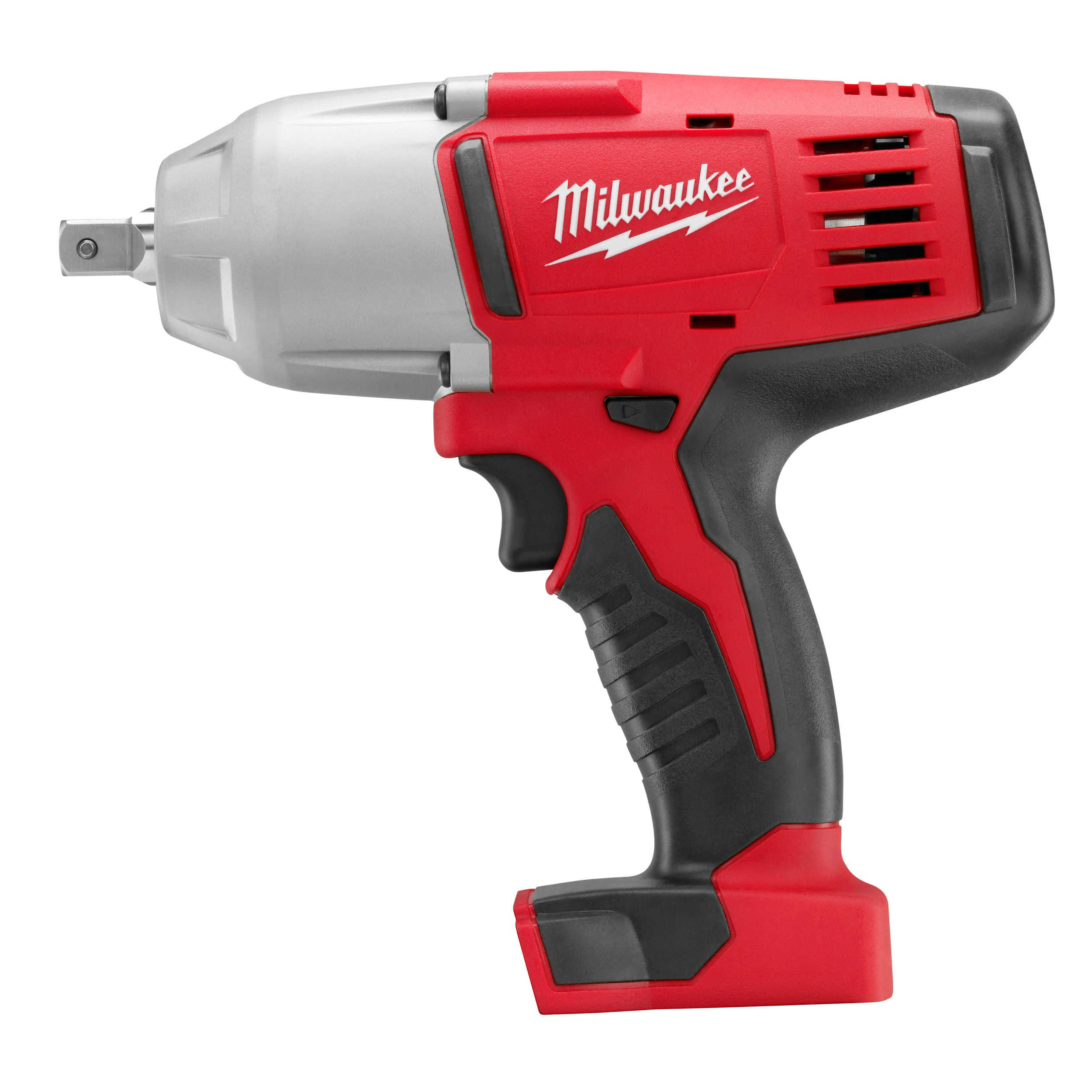 Milwaukee M18 Lithium-Ion High Torque Cordless Impact Wrench - Bare Tool