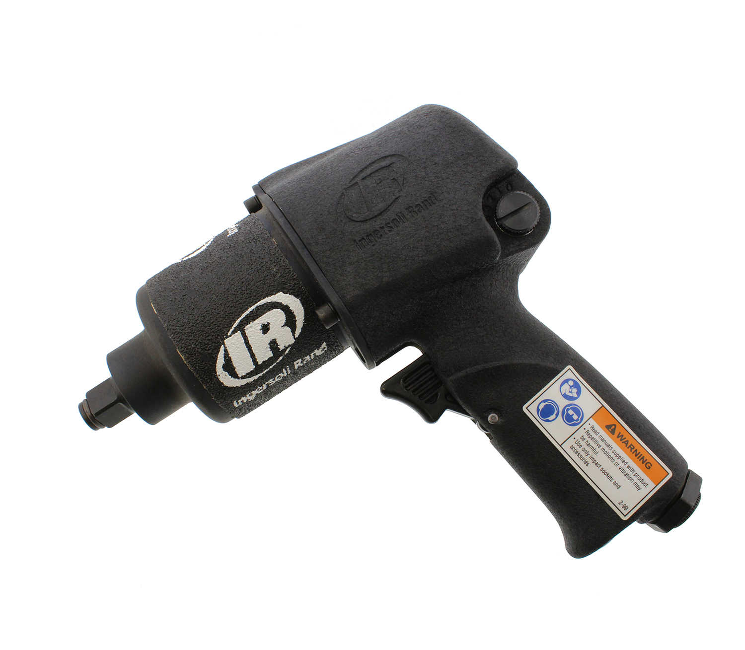 Ingersoll-Rand 1/2-Inch Super-Duty Air Impact Wrench Thunder Gun 232TGSL
