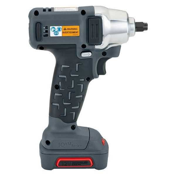 INGERSOLL-RAND W1130-K2 Cordless Impact Wrench Kit, 12V, 3/8 in.