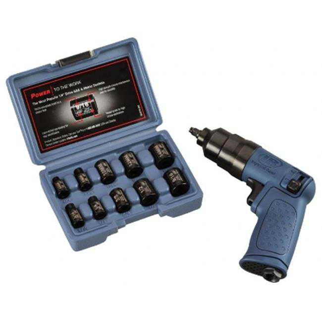 Ingersoll Rand IR2101KA 0.25 in. Drive Mini Impact Wrench Kit