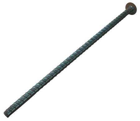 29NH39 14in.L Rebar Spikes, 1-1/4in.W