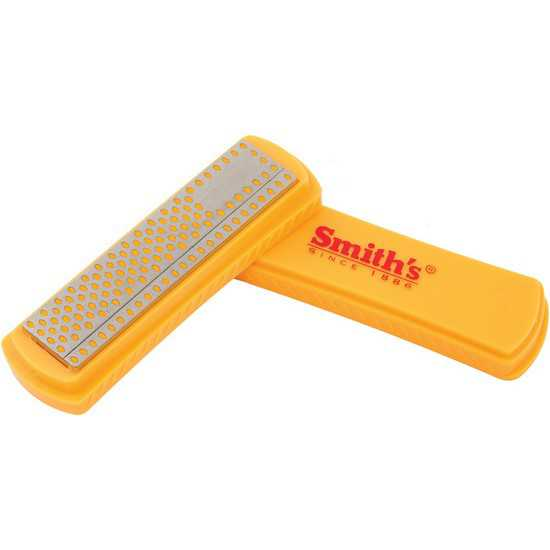 Smith's Sharpeners 50924 Coarse 325 Grit 4' Diamond Sharpening Stone