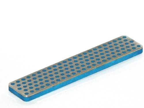 DMT A4C 4-Inch Diamond Whetstone? For Use With Aligner - Coarse Multi-Colored