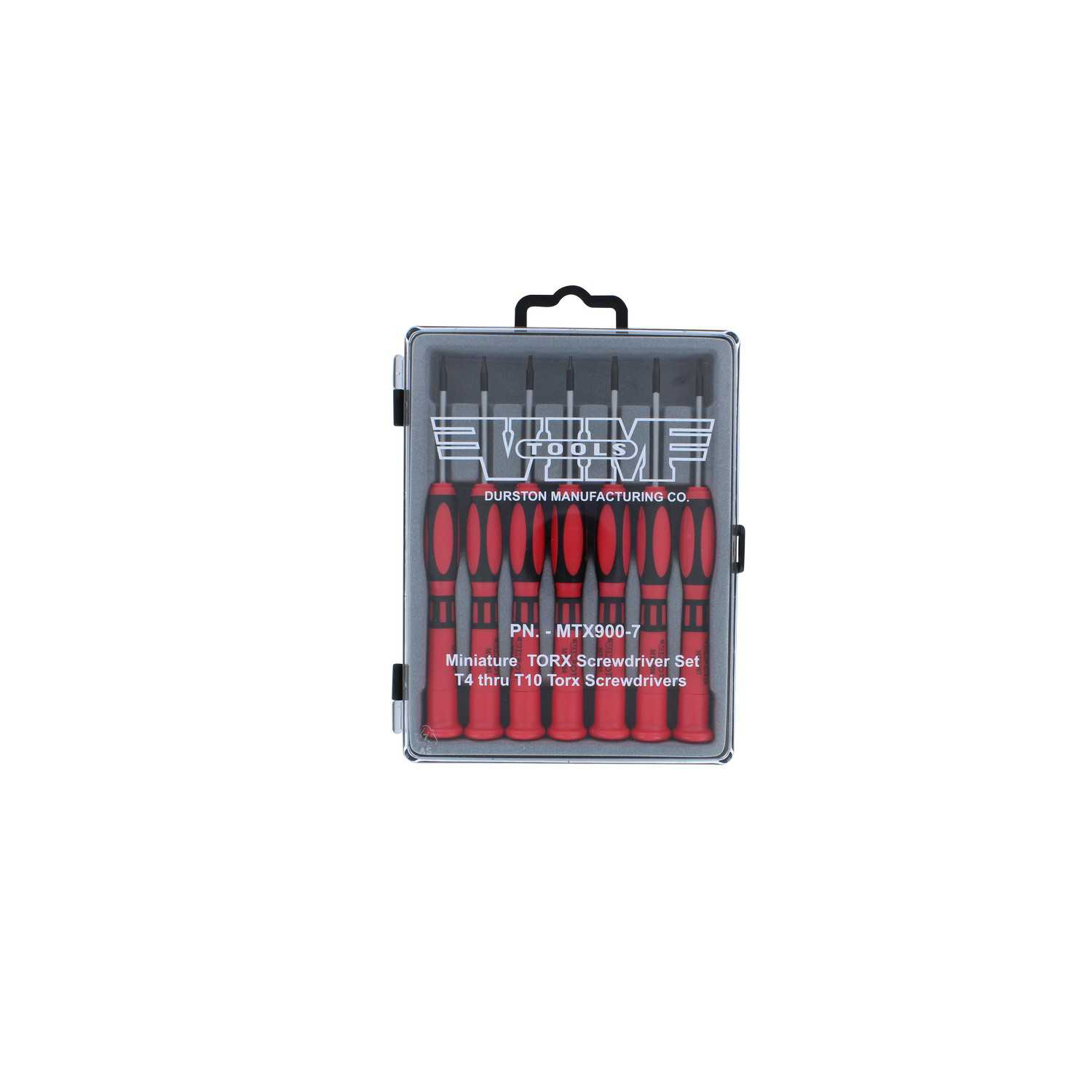 Miniature Torx Screwdriver Set 7 piece
