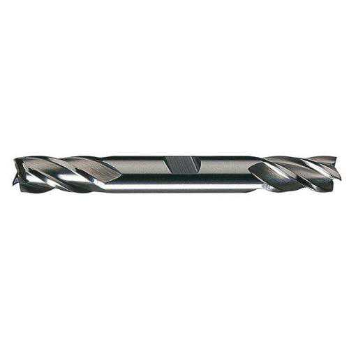 CLEVELAND C41204 HSS End Mill, 3/16 In D, 1/2 In Cut L