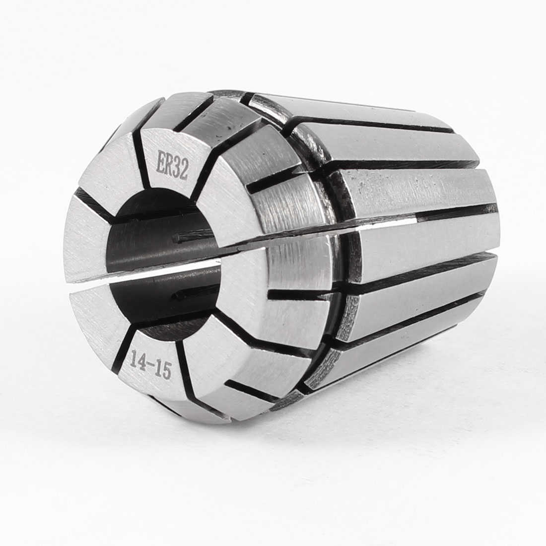 Unique Bargains Machine ER32 Precision Stainless Steel Collet Chuck 14-15mm Clamping