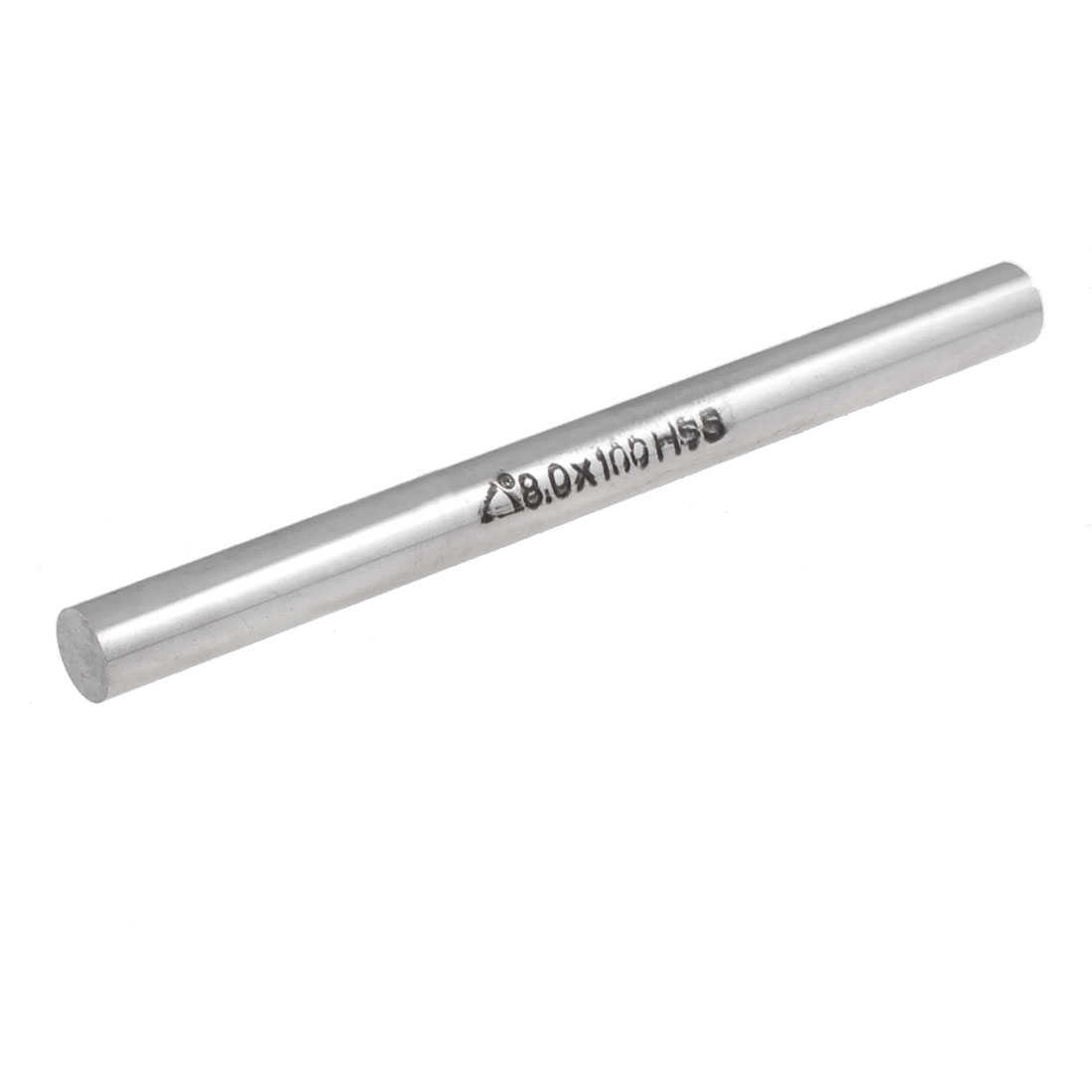 Unique Bargains 8mm x 100mm High Speed Steel HSS Lathe Turning Tool Bar Silver Tone