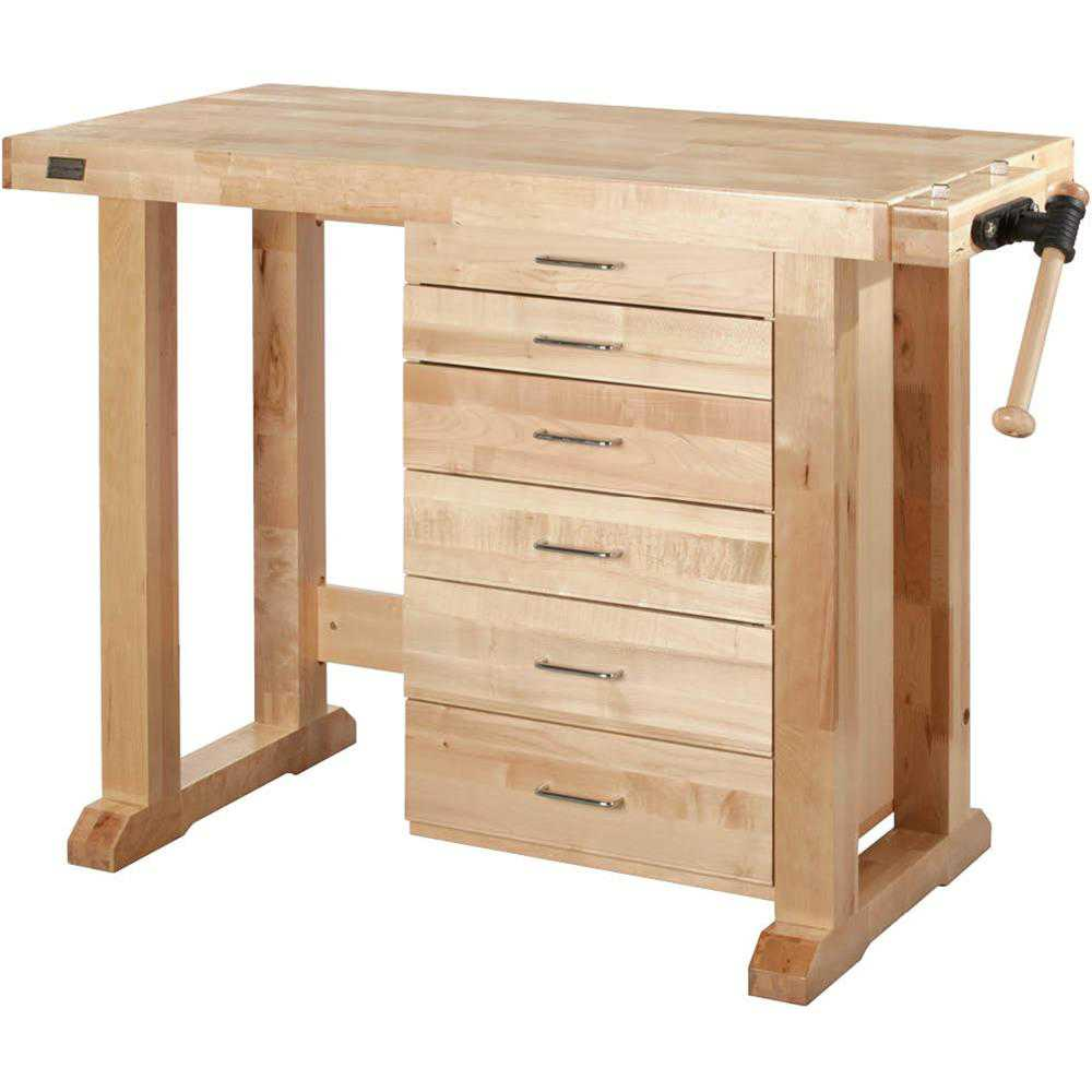Grizzly T10011 48' Maple Workbench