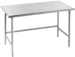 Advance Tabco Work Table 72' x 36' Wide - TMG-366