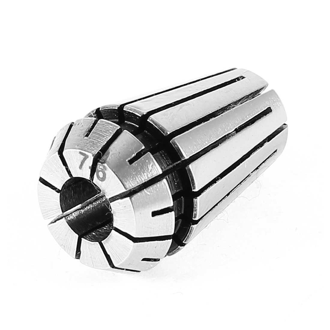 Unique Bargains 7-6mm 0.28'-0.24' ER-16 Spring Collet for CNC Milling Lathe Engraving Machine