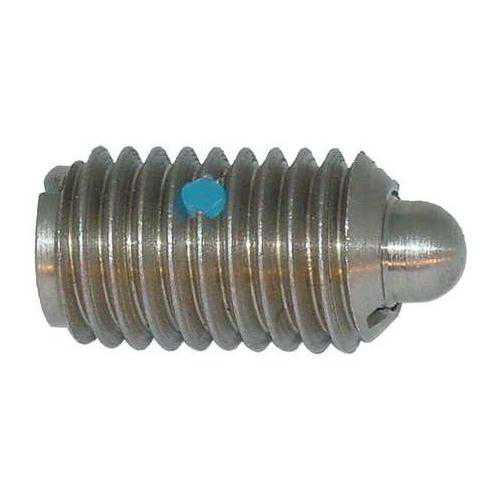 TE-CO 53502X Plunger, Spring W/Out Lock, #10-32, PK 5