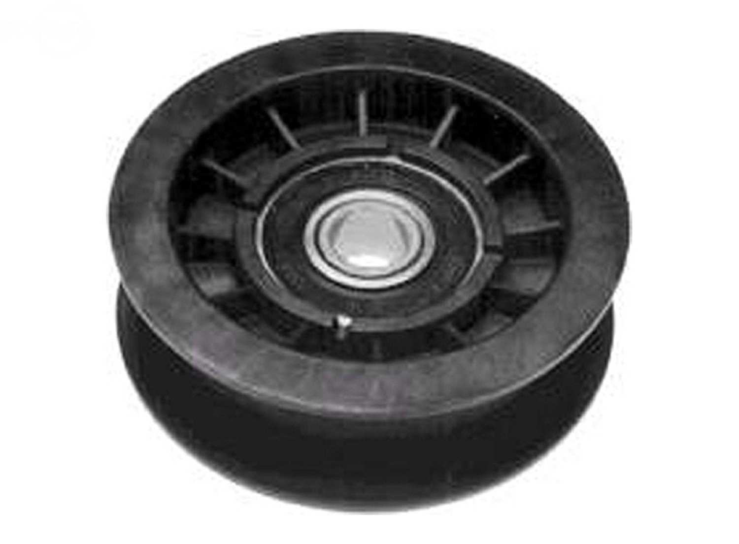 7978 Flat Idler Pulley Replaces Murray 421409, 91179