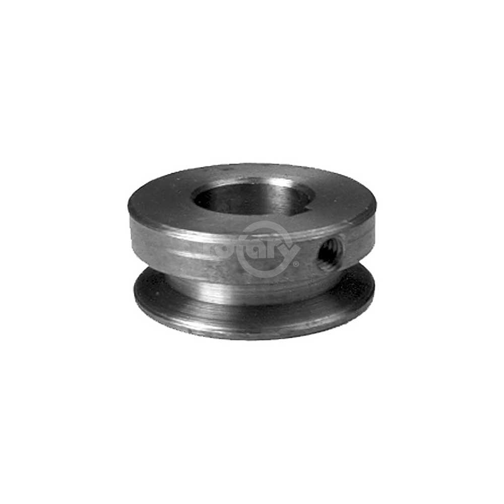 Crankshaft Pulley Replaces Snapper 21759. Fits 21' Self-Propelled Mowers.