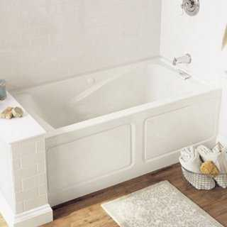 American Standard Evolution 2425V.-LHO002.011 Arctic Soaking Bathtub