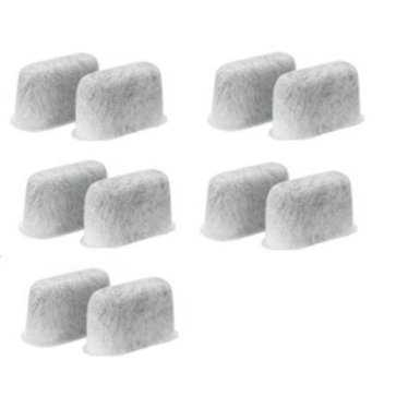 Blendin Cuisinart DCC-RWF1Replacement Coffeemaker Water Filters-10pk