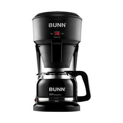 Bunn 45700.0000 SpeedBrew Coffee Maker 10 Cups