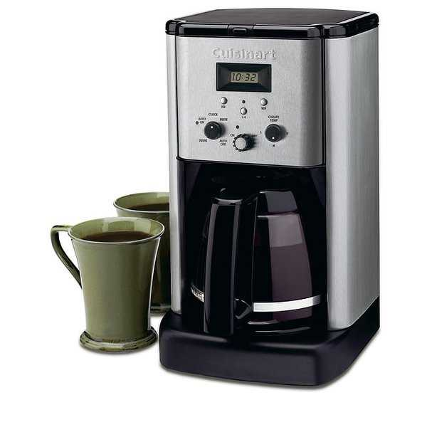 Cuisinart CBC-00FR Brew-Central Programmable 12-Cup Coffeemaker, Certified Refurbished